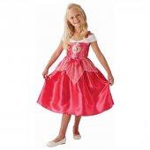 Disney Lisanslı Uyuyan Güzel Çocuk Kostümü 5 6 Yaş Köstümleri