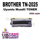 Brother Mfc 7225 Mfc 7420 Mfc 7820 Muadil Toner Tn2025 Tn350