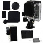 Kingma G Pro 3 3+ Uyumlu Lens Koruma Kapağı Ve Batarya Kapak Se