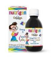 Nutrigen Omega 3 Çilek Aromalı 200 Ml Balık Yağı Şurubu