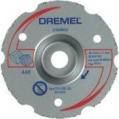 Dremel Dsm600 Çok Amaçlı Karpit Bitişik Kesme Diski Dsm20 İçin