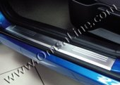 Peugeot 406 07.1999 03.2005 Kapı Eşiği 2 Prc. P.çelik(Coupe)