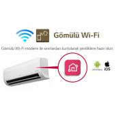 Lg Standard Plus Esnw12gj2f0 Wi Fi A++ 12000 Btu İnverter Klima