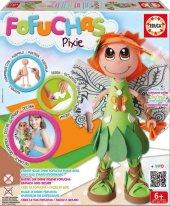 Educa Fofuchas Pixie Bebek Yapımı Kutu Oyunu
