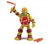 Ninja Turtles Sesli Döğüşen Figür Michelangelo