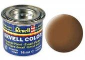Revell Dark Earth Mat Raf 14 Ml Maket Boyası