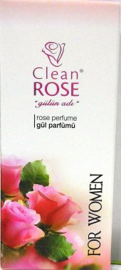 Cleanrose Gül Parfümü (Bayan) 40 Cc