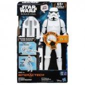 Star Wars Rogue One İnteraktif Figür Stormtrooper B7098