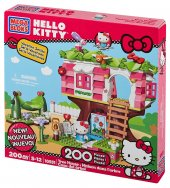Mega Bloks Hello Kitty Treehouse 10931