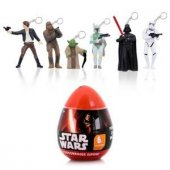 Star Wars Anahtarlık Mystery Eggs Sürpriz Yumurta