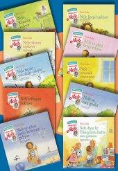 Benim Adım Nele Pedagog Onaylı Kitap Seti 10 Çeşit