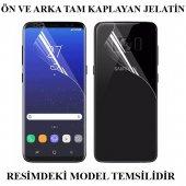 Sony Xperia Xa F3111 Tam Kaplayan Full Body Ekran Koruma Jelatin