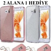 Samsung Galaxy A3 A5 A7 J2 J3 J5 J7 S6 S7 S8 Kılıf Simli