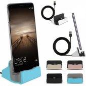 Galaxy S8 Note 8 Xiaomi Mi Oneplus Masaüstü Dock Şarj Aleti