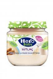 Hero Baby Sütlaç Kavanoz Maması 120 Gr