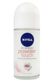 Nivea Powder Touch Bayan Roll On 50 Ml