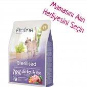 Profine Süperpremium Sterilised Kısırlaştırılmış Kedi Maması 10kg