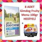 Purina Dog Chow Kuzu Etli Yavru Köpek Maması 14 Kg