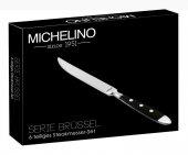 Et Steak Bıçak Seti 6 Parça Michelino Brussel Serisi