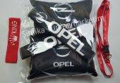 Opel Yastık Lastikli 2 Li Ve 2 Kemer Kılıfı+ayna İpi Ve Tampon Di