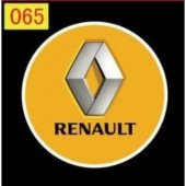 Renault Kapı Altı Işıklı Logo