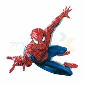 Spiderman Dev Boy Örümcek Adam Spıder Man Duvar Çıkartması Sticke