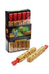 Gold Wings Premium Muhabbet Kuşlari Için Balli&meyveli Kraker 10