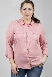 Uzunkollu Tencel Gömlek