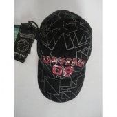 Converse 01 Ospk056 01 Unısex Siyah Şapka