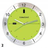 Formula Duvar Saati Yeşil