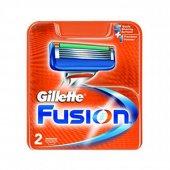 Gillette Fusion Yedek 2 Li