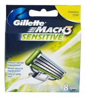 Gillette Mach 3 Hassas Bicak 8 Li