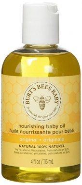 Burts Bees Baby Bee Nourishing Baby Oil 115 Ml Baby Oil,içeriğin