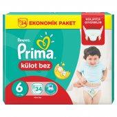 Prima Pants Ext.large 15+ Kg 34 Lu No 6
