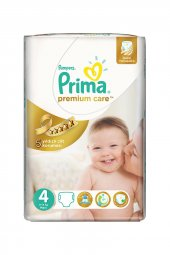 Prima Prem.care Sup.eko 8 14 Kg 72 Li No 4 Yeni