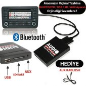 2002 Vw Gtı Bluetooth Usb Aparatı Audio System Vw8 Pin