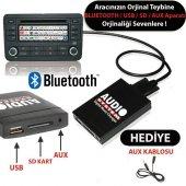 2011 Vw Jetta Bluetooth Usb Aparatı Audio System Vw12 Pin