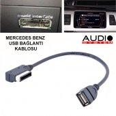 2011 Mercedes C Class W204 Usb Bağlantı Kablosu