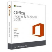 Microsoft Office Home And Business 2016 Trk Box 32 64 Bit T5d 02714