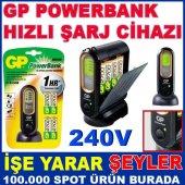 Gp Powerbank Dijital 1 Saat En Hızlı Şarj Cihazı