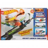 Flk60 Hw Track Buılder Süper Fırlatma Aksiyonu Yarış Seti Hotwheels