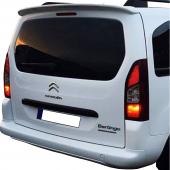 Citroen Berlingo Yeni Kasa Spoiler (Boyalı)