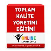 Toplam Kalite Yönetimi Eğitimi