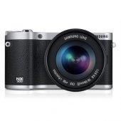 Samsung Nx300 18 55mm Siyah Dijital Fotoğraf Makinesi