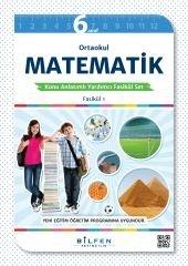 Bilfen 6.sınıf Matematik Konu Anlatımlı Yardımcı Fasikül Set