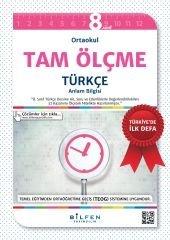 Bilfen 8.sınıf Türkçe Fasikül Tam Ölçme