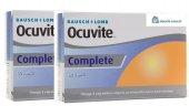 Ocuvite Complete 60 Kapsül Bausch & Lomb 2 Kutu