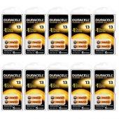 Duracell 13 Numaralı Kulaklık Pili 6 X 10 (60 Adet)