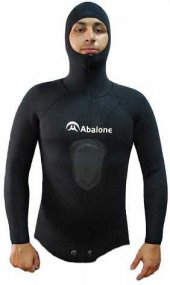 Abalone Siyah 5 Mm Ceket