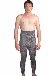 Abalone Turkuaz Kamuflaj 5 Mm Pantolon